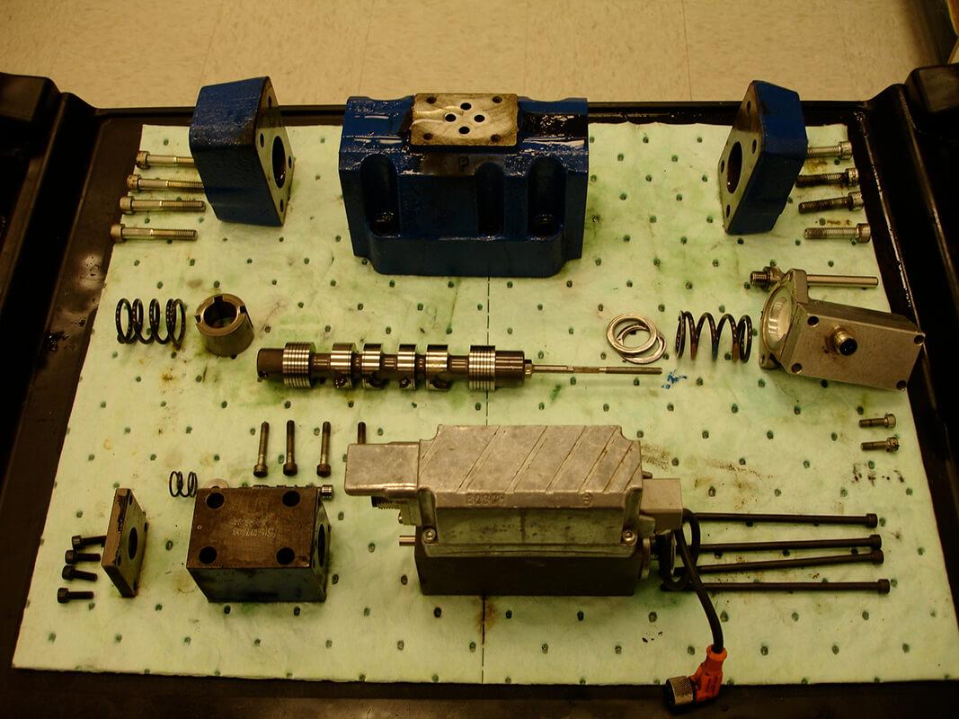 ACS | ACS Hydraulics | Servo & Proportional Valves