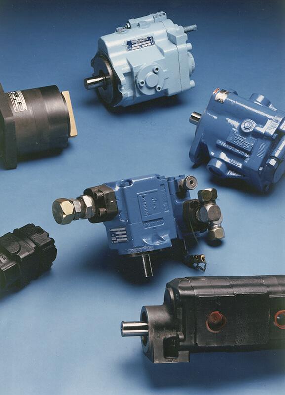 ACS | ACS Hydraulics | Pumps & Motors | State-of-the-art Equipment